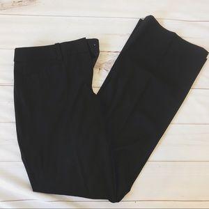 Ann Taylor Black Heritage Dress Pants Size 4